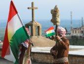 الربيع يدق البيبان.. كرنفال شعبى للأكراد احتفالا بعيد النوروز