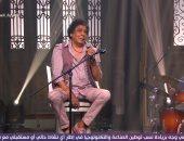 محمد منير: الملك أو الكينج أحب الألقاب لقلبى