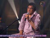 """محمد منير: يوسف شاهين كتب أغنية """"حدوتة مصرية"""" على قبره وكان بيعتبرنى حنجرته"""
