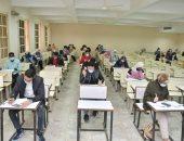 انتهاء امتحانات الفصل الدراسى الأول فى 13 كلية بجامعة القاهرة