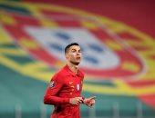 منتخب البرتغال يتقدم بهدف على أذربيجان في تصفيات كاس العالم.. فيديو
