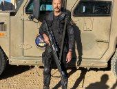 """أحمد فهمى يظهر فى صورة جديدة من كواليس مسلسل """"الاختيار 2"""""""