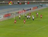 اهداف مباراة مصر وكينيا فى تصفيات امم افريقيا