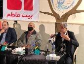 """مثقفون: محمد الباز لديه حس روائى.. والكاتب: صورة أمى على غلاف """"الزينة"""""""