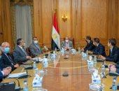 وزير الإنتاج الحربى يبحث مجالات التعاون العسكرى مع شركة تاليس العالمية