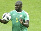 كوليبالي يتعرض للإصابة خلال تدريبات منتخب السنغال