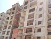 """60 % نسبة تنفيذ 1024 وحدة سكنية بمشروع """"JANNA"""" بمدينة ملوى الجديدة"""
