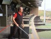 رجل الجولف الحديدى.. مسن أمريكى يكسر الرقم القياسى بـ1050 ضربة.. فيديو وصور