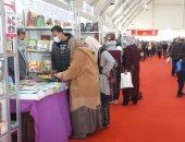 هل يقبل القراء على معرض الإسكندرية للكتاب؟.. رئيس الناشرين المصريين يجيب