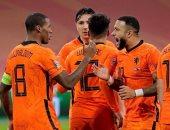 فينالدوم وديباى يقودان منتخب هولندا فى ودية جورجيا استعدادا لليورو