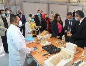 افتتاح أول مصنع للمستنسخات الأثرية فى مصر والشرق الأوسط.. صور