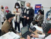 حملة التطعيم ضد مرض شلل الآطفال بالإسكندرية تستهدف 835 ألف طفل.. صور