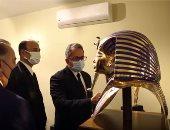 تعرف على تفاصيل أول مصنع للمستنسخات الأثرية فى مصر.. فيديو