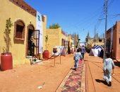 حصر المنازل المتهالكة للأسر غير القادرة لتطويرها ضمن مبادرة حياة كريمة