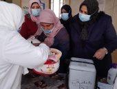 1245 فريقًا طبيًا لتطعيم 543 ألفًا و783 طفلاً ضد الشلل بكفر الشيخ.. صور