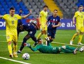 ملخص وأهداف مباراة كازاخستان ضد فرنسا في تصفيات كأس العالم