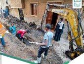 تعرف على مشروعات حياة كريمة بجرجا فى سوهاح بتكلفة 446 مليون جنيه