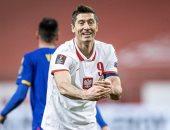 يورو 2020.. ليفاندوفسكي يحمل آمال جماهير بولندا فى أمم أوروبا