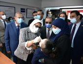 وزيرة الصحة: حملة تطعيم شلل الأطفال تستهدف 16.7 مليون طفل مصريين وأجانب