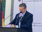 سفير ألمانيا بالقاهرة: بلادنا لن تكون ملاذًا آمنا لأى جماعة إرهابية محظورة