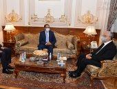 رئيس مجلس النواب يستقبل سفير الإمارات ويؤكد عمق العلاقات بين البلدين