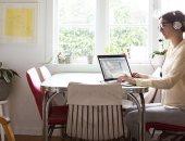 نصائح لتقليل إجهاد العين أثناء العمل من المنزل
