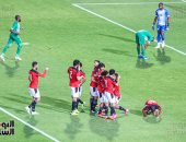 سلبية مسحة كورونا لمنتخب مصر قبل مواجهة أنجولا فى تصفيات كأس العالم 2022