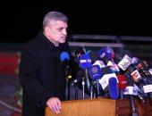 أبرز لقطة.. رئيس قناة السويس: قبطان السفينة الجانحة ليس لديه خيار سوى الاستجابة للتحقيقات