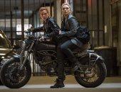 254 مليون دولار إيرادات فيلم Black Widow حول العالم