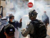 إصابة 3 فلسطينيين برصاص قوات الاحتلال الإسرائيلى غرب رام الله