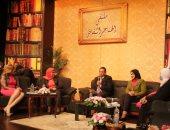 """مشاركون بـ""""ملتقى الهناجر"""": القيادة المصرية وضعت ملف تمكين المرأة ضمن أولوياتها"""