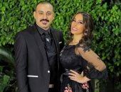 الفنان محمد دياب يعلن إصابته وزوجته هاجر الإبيارى بفيروس كورونا