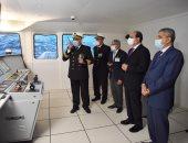 رئيس هيئة قناة السويس: زيارة الرئيس رفعت معنويات العاملين بالمجرى الملاحى
