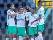 ملخص وأهداف مباراة السعودية ضد فلسطين 5-0 في تصفيات كأس العالم