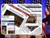 """""""أيام ترامب الأخيرة فى البيت الأبيض"""".. كتاب جديد يزعم اختباء الرئيس خلال احتجاجات فلويد وإشادته بـ""""هتلر"""".. صحفى وول ستريت يزعم: ترامب طلب إعدام """"الخونة"""" بسبب الحديث مع الإعلام.. ومتحدثة باسم دونالد تنفى"""