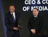 احتفالية bt100 تكرم محمد صالح مؤسس ورئيس مجلس إدارة شركة ميديا سيلوشنز