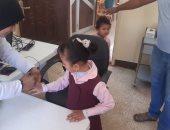 مد العمل بالحملة القومية للتطعيم ضد شلل الأطفال يومين بجنوب سيناء