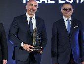 احتفالية bt100 تمنح سكاي أبوظبي جائزة أفضل أداء استثمارى لمطور عقارى بالعاصمة الإدارية