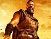 """ماجد المصرى قائد الهكسوس فى """"الملك"""" ويظهر بشكل مختلف على بوستر المسلسل"""