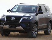 أسعار السيارة تويوتا فورتشنر 2022 بالسوق المصرية تبدأ من 775 ألف جنيه