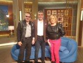 """هالة فاخر وكمال أبو رية مع عمرو الليثى في """"واحد من الناس"""" السبت المقبل"""