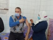 تفاصيل حملة التطعيم ضد شلل الأطفال وتلقى المواطنين لقاح كورونا بالغربية .. صور