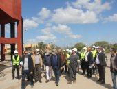 شركة مياه القناة: الانتهاء قريبا من محطة معالجة بورفؤاد.. صور