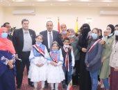 محافظ شمال سيناء يخصص مكافأة مالية للمشاركين بمسابقة المشروع الوطنى للقراءة