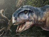 الكشف عن جمجمة ديناصور مفترس عاش فى الأرجنتين قبل 85 مليون سنة