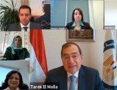 طارق الملا: المرأة تمثل 30% من العاملين و 33% منهن فى مناصب قيادية