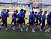 علاء عبد العال يراجع مباراة الجونة وإنبي قبل موقعة الكأس