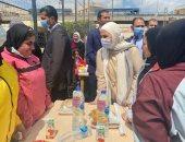 وزيرة التضامن تتناول الإفطار مع 500 طفل من دور الأيتام