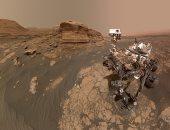 الصين تنشر فيديو وصوت من عربتها الفضائية على كوكب المريخ