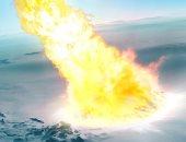 جسيمات بجبال أنتاركتيكا تكشف عن انفجار نيزك فى الجو قبل 430 ألف عام